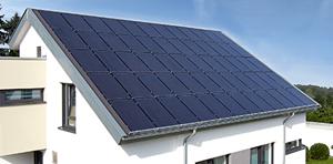 Saules moduliu integravimas i stoga